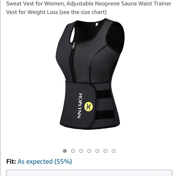 812acebd16 HOPLYNN Sweat Vest. M 5a9aa83205f430da0f18ba3d
